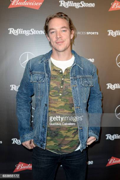 DJ/producer Diplo at the Rolling Stone Live Houston presented by Budweiser and MercedesBenz on February 4 2017 in Houston Texas Produced in...