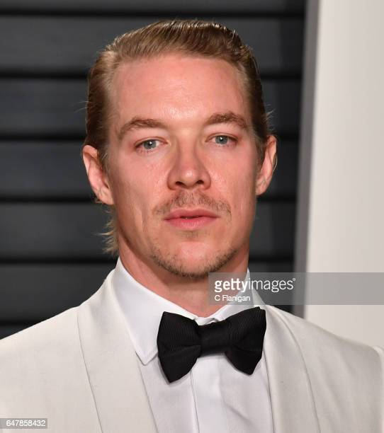 Producer Diplo attends the 2017 Vanity Fair Oscar Party hosted by Graydon Carter at the Wallis Annenberg Center for the Performing Arts on February...