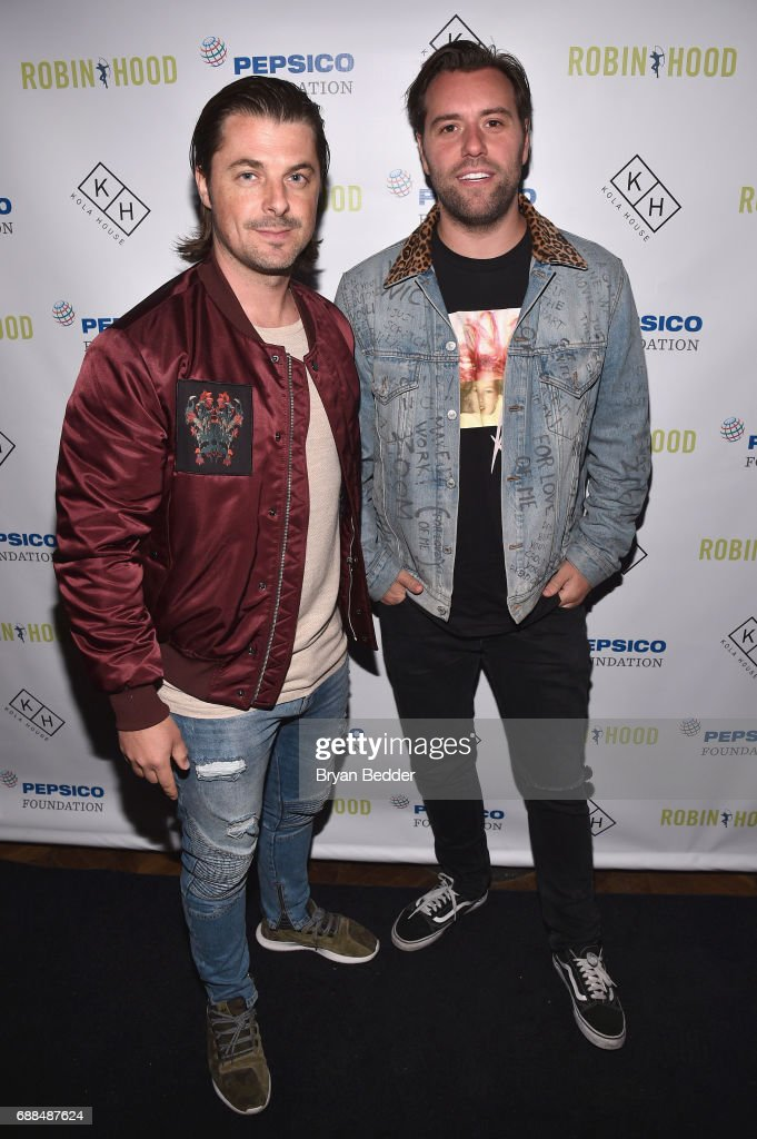 First Robin Hood Rocks Charity Concert Of 2017 Featuring Axwell /\ Ingrosso At Kola House