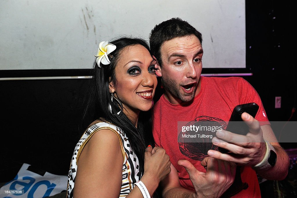 DJs CZ Boogie and Ed Marco attend Winter Music Conference 2013 on March 21, 2013 in Miami Beach, Florida.