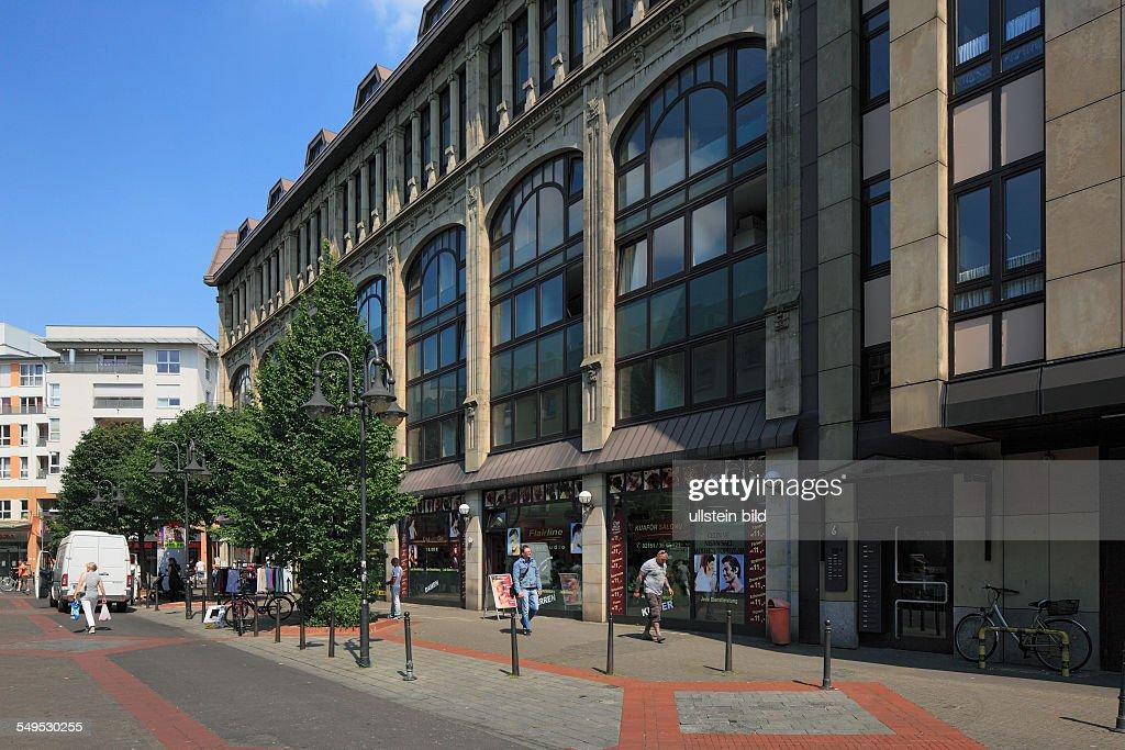 Nrw sinn house sinn brothers department store art nouveau