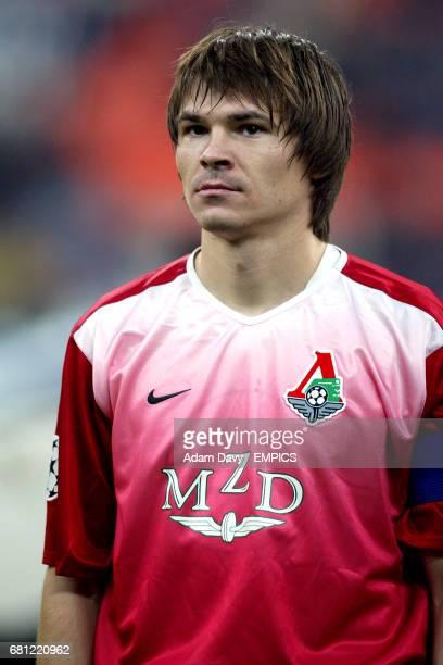 Dmitri Loskov Lokomotiv Moscow