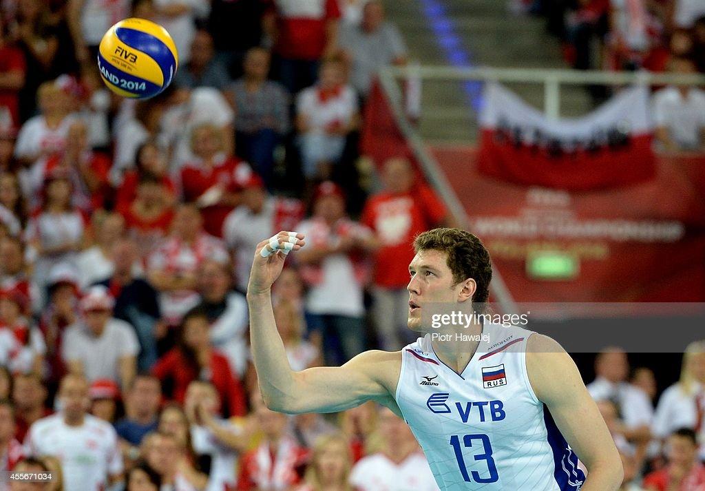 Poland v Russia: FIVB World Championships
