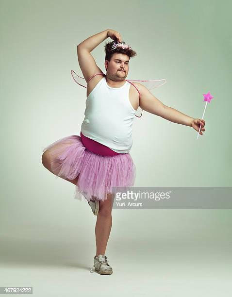 I do ballet