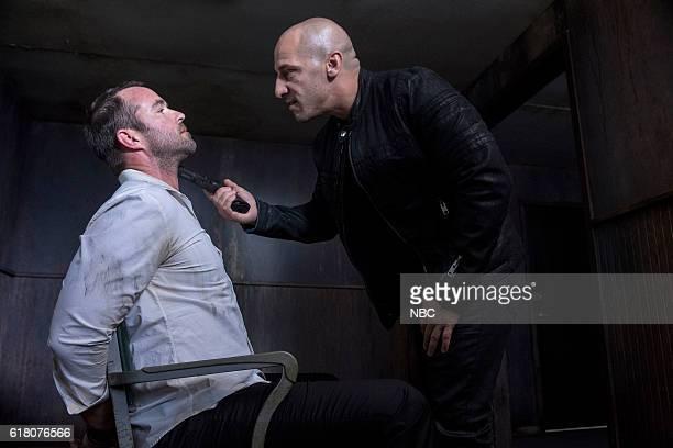 BLINDSPOT 'Do Not Slack the Featherweight Wins' Episode 208 Pictured Sullivan Stapleton as Kurt Weller Dale Pavinski as Pavel