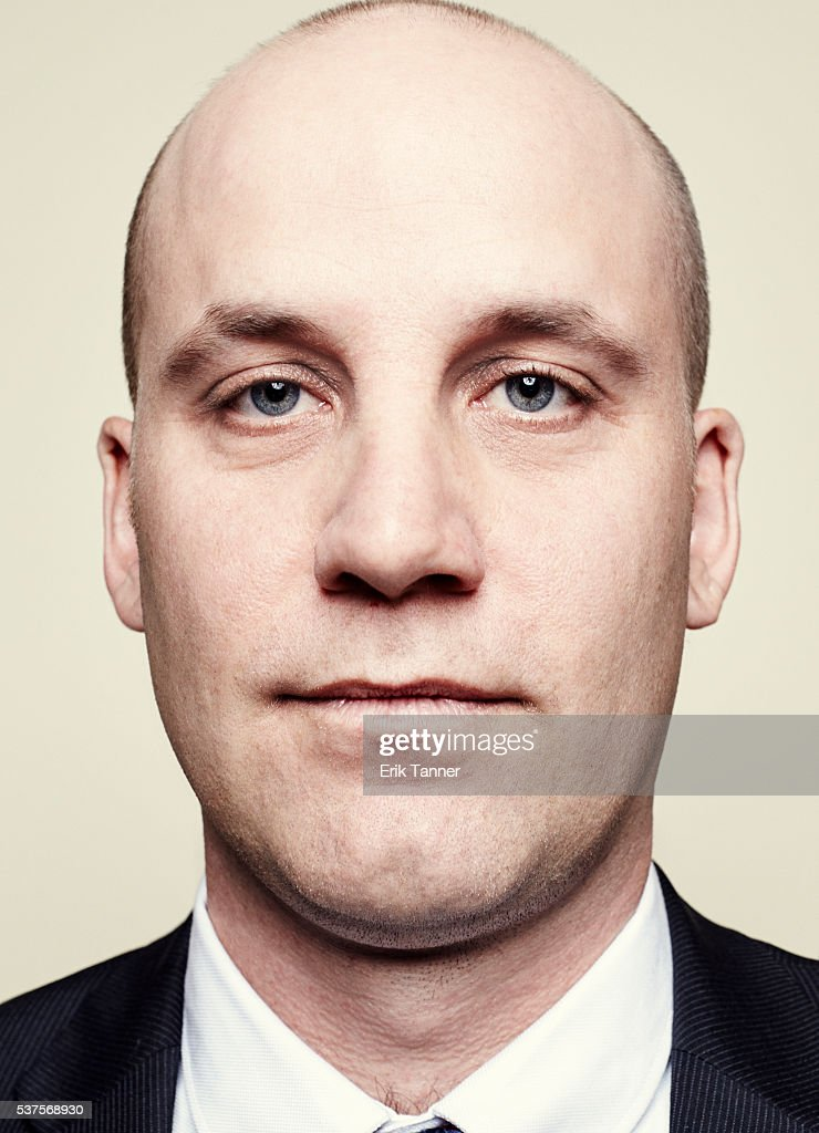 'Do Not Track' director Brett Gaylor poses for a portrait at the 75th Annual Peabody Awards Ceremony at Cipriani Wall Street on May 21 2016 in New...