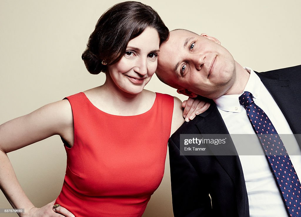 'Do Not Track' directors Sandra Rodriguez and Brett Gaylor pose for a portrait at the 75th Annual Peabody Awards Ceremony at Cipriani Wall Street on...