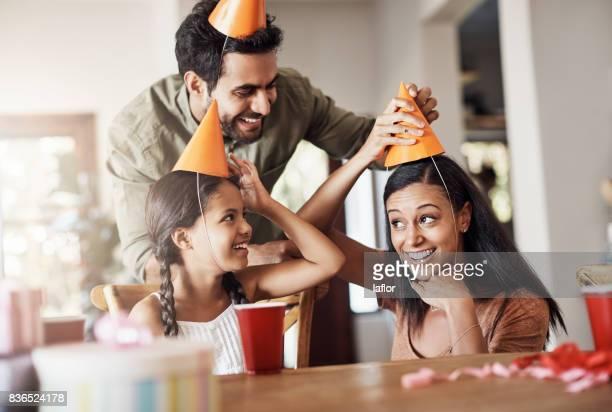 Wir wissen wie man schmeißt eine Party oder was