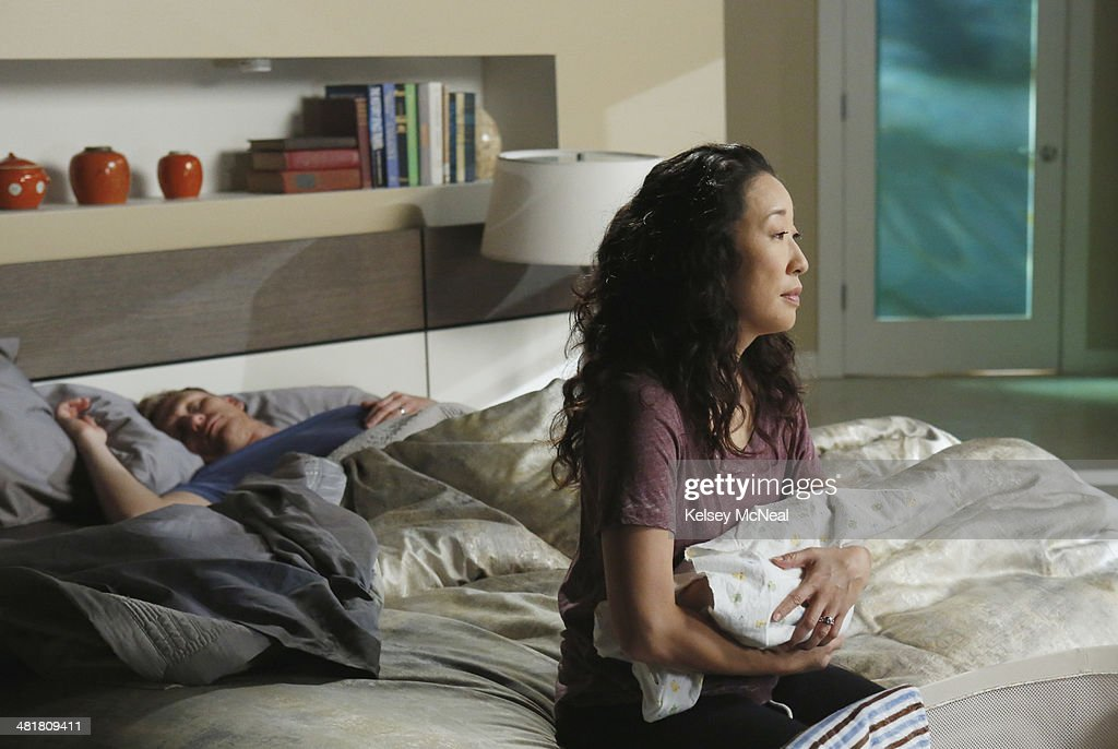 S ANATOMY - 'Do You Know?' - Cristina imagines the two routes her life can take based on one decision she makes. Meanwhile one of the hospital's patients decides whether or not to live, on 'Grey's Anatomy,' THURSDAY, MARCH 27 (9:00-10:00 p.m., ET) on the ABC Television Network.