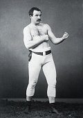 Do You Remember These Fights And Fighters Of Yesteryear The last of Bare Knuckles FightersThe mustached gentlemen fought 75 rounds in July 1889 and...
