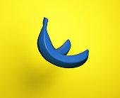 blue banana as symbolof gay love