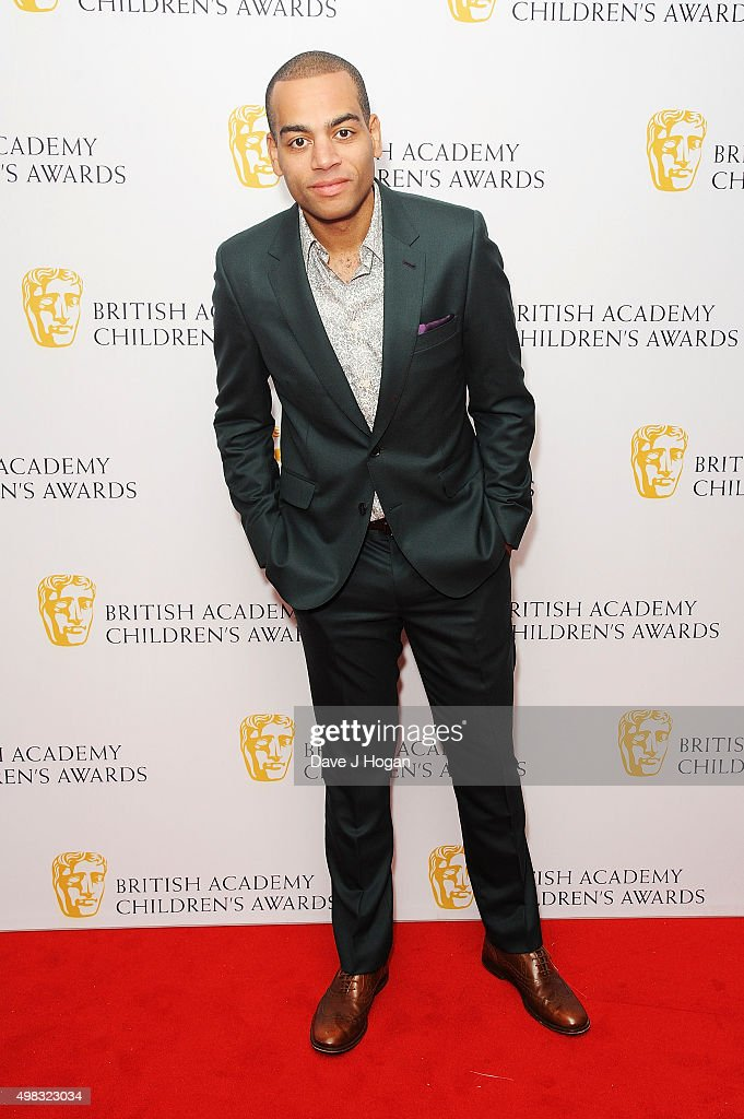 Doc Brown attends the British Academy Children's Awards at The Roundhouse on November 22 2015 in London England