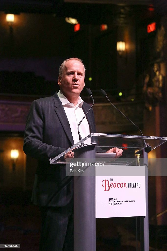 Madison Square Garden Company Special Announcement Getty Images