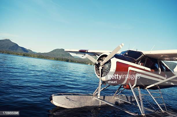 Docked Seaplane