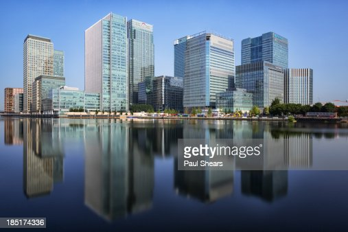 Docklands Morning