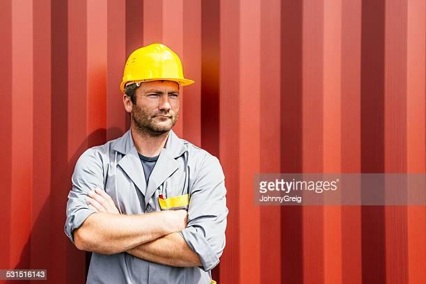 Docks Worker