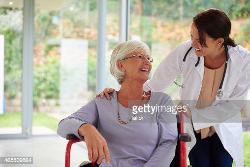 医者と患者の絆