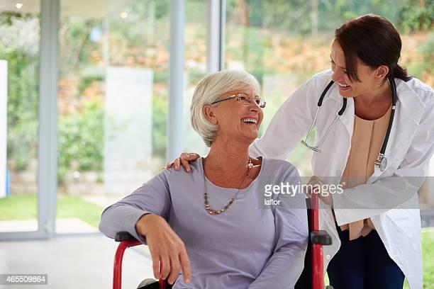 Doctor and patient bonding