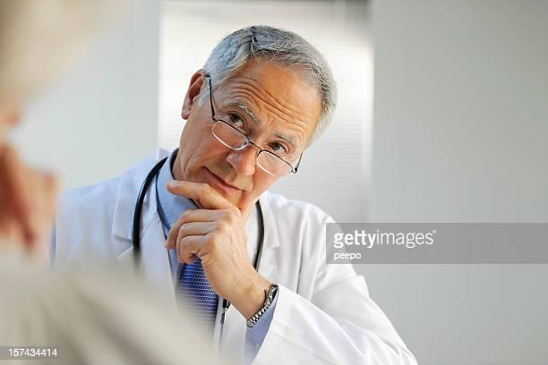 Médico y el paciente