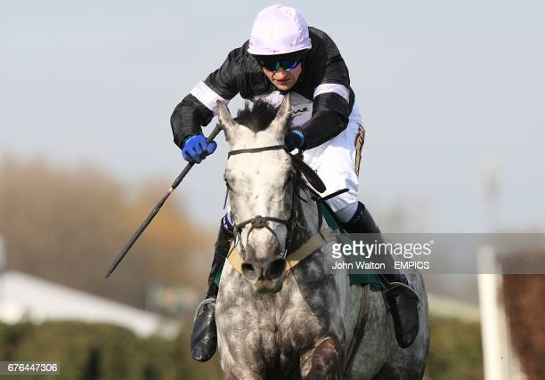 Doctor David ridden by jockey Andrew Thornton during the Alder Hey Imagine Appeal Red Rum Handicap Chase