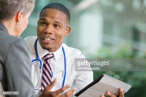 医師については病院のポリシー変更、シニア患者のオフィス
