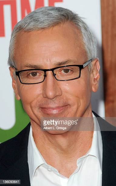 Doctor Drew Pinsky arrives at the TCA Party for CBS The CW and Showtime held at The Pagoda on August 3 2011 in Beverly Hills California