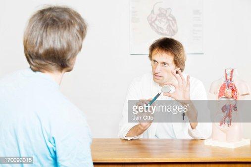 心臓ペースメーカーラブドクターが表示されます。