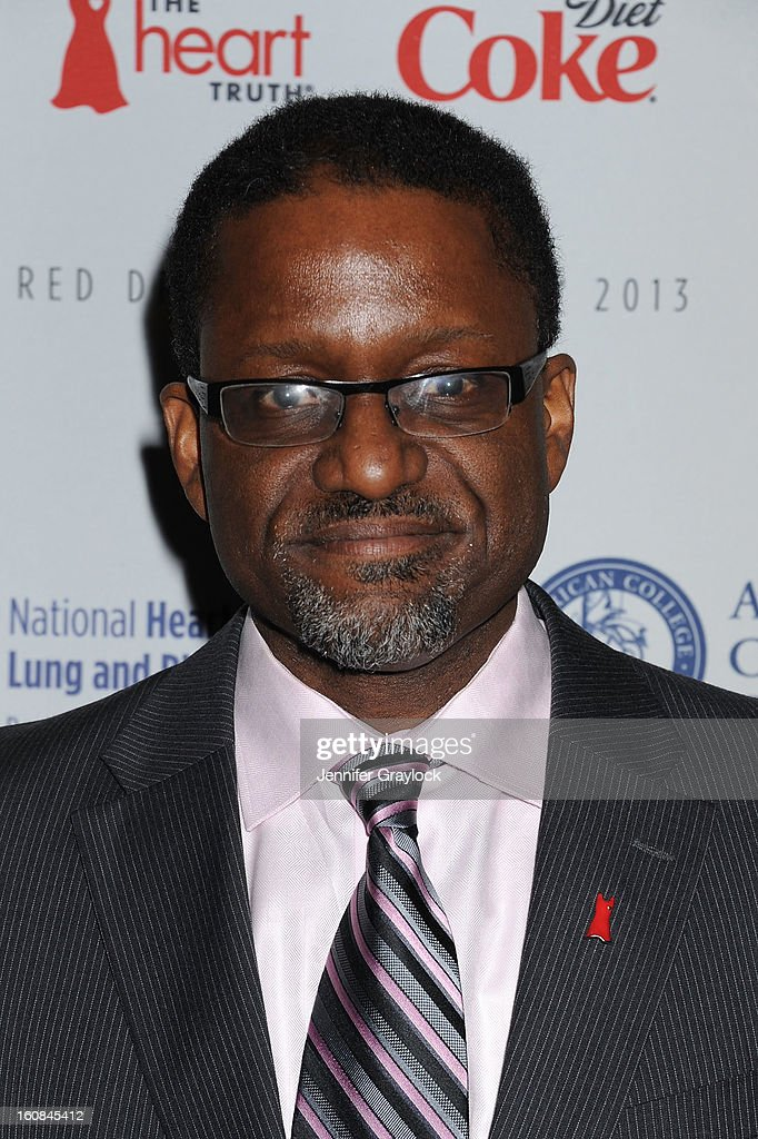 Doctor Gary Gibbons attends The Heart Truth 2013 Fashion at Hammerstein Ballroom on February 6, 2013 in New York City.