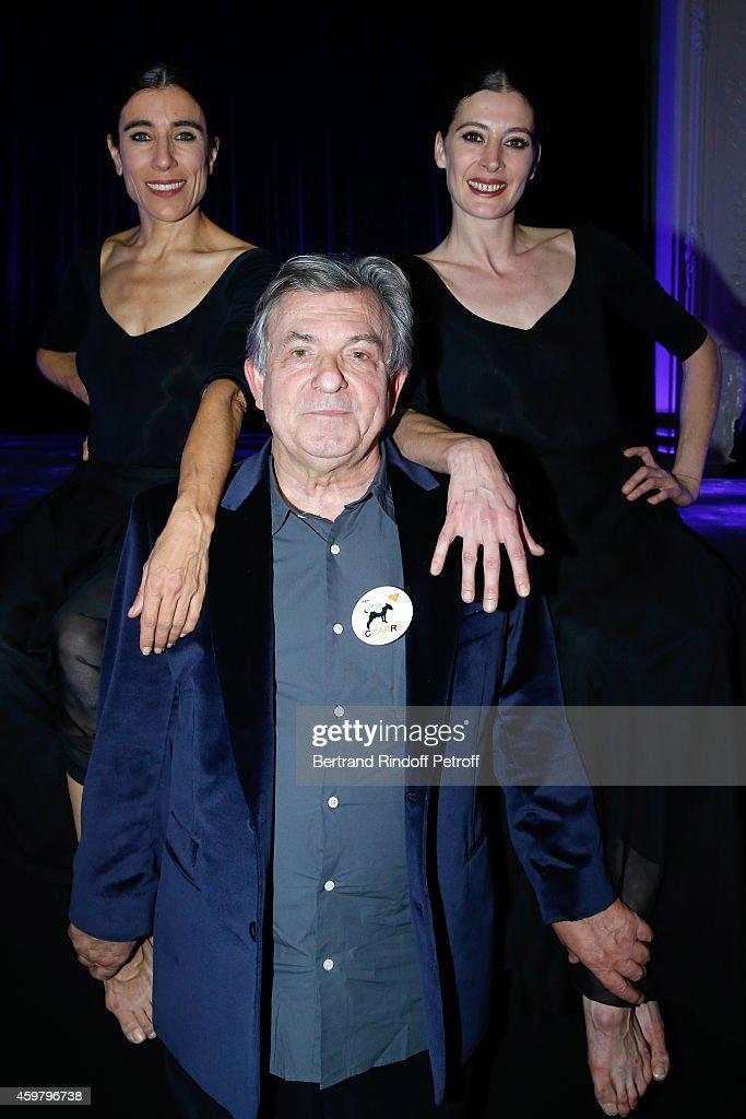 Maison Jean Paul Gaultier Hosts 'Le Projet ICCARE Association' Against AIDS At 325 Rue du Faubourg Saint Martin In  Paris