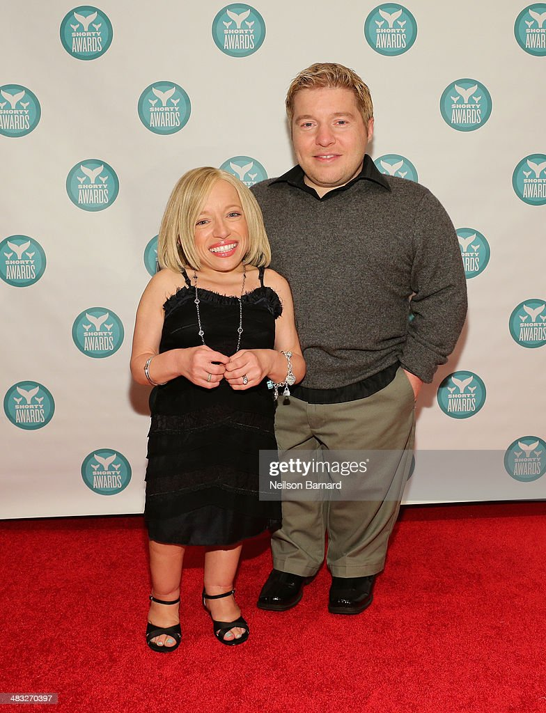 Doctor Jennifer Arnold and Bill Klein attend the 6th Annual Shorty Awards on April 7, 2014 in New York City.