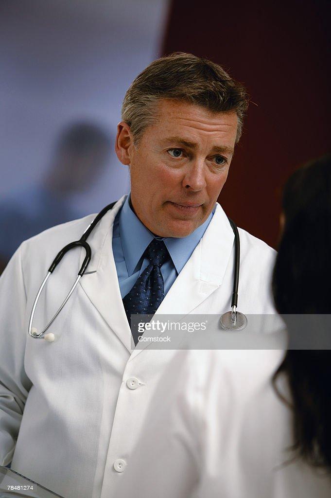 Doctor : Stock Photo