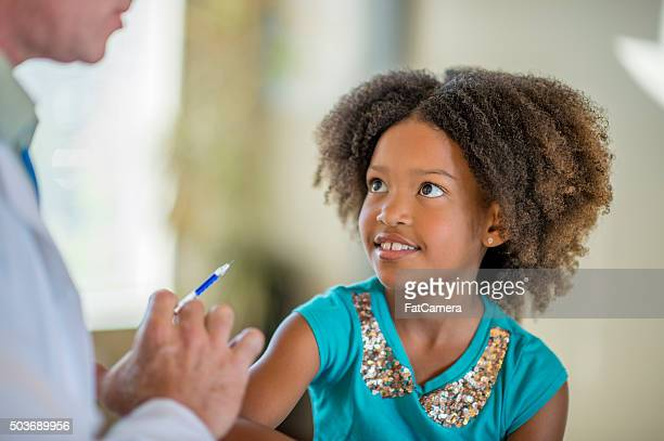 Arzt im Gespräch mit einem Patienten