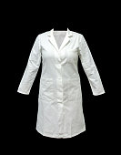 doctoral or medical coat, clothes