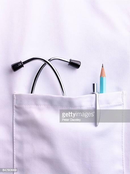 Doctors pocket