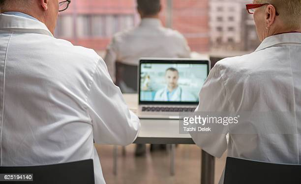 Doctors Video Conference