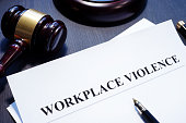 Document about Workplace Violence in a court.