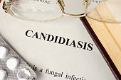 Document with title Candidiasis.