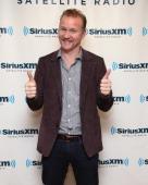 Documentarian Morgan Spurlock visits the SiriusXM Studios on August 26 2013 in New York City