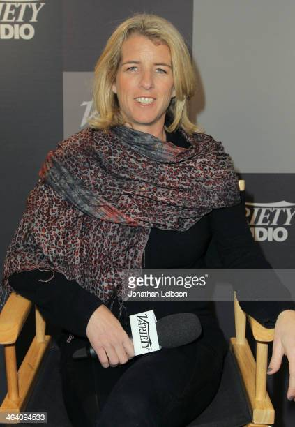 Documentary filmmaker and producer Rory Kennedy attends The Variety Studio Sundance Edition Presented By Dawn Levy on January 20 2014 in Park City...