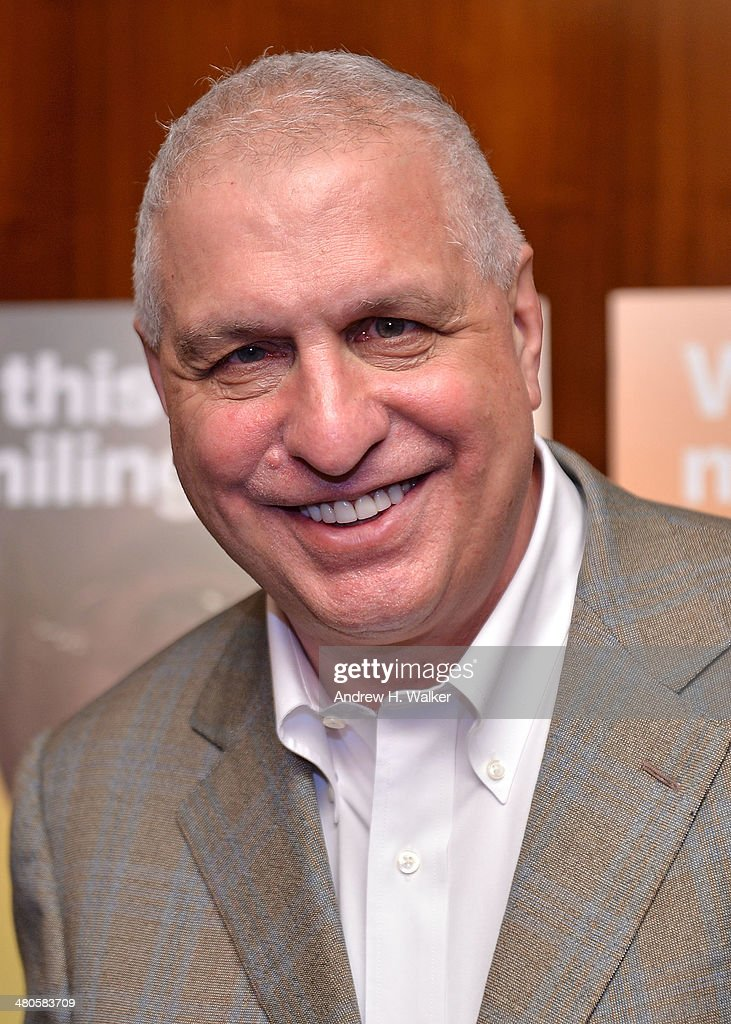 Documentary filmmaker <a gi-track='captionPersonalityLinkClicked' href=/galleries/search?phrase=Errol+Morris&family=editorial&specificpeople=3078362 ng-click='$event.stopPropagation()'>Errol Morris</a> attends the 'The Unknown Known' screening at Museum of Art and Design on March 25, 2014 in New York City.
