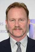 Documentary Filmmaker Morgan Spurlock attends the 2015 Writers Guild Awards New York Ceremony at The Edison Ballroom on February 14 2015 in New York...