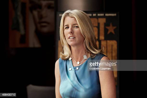Documentary filmmaker Rory Kennedy is photographed for Boston Globe on October 5 2014 in New York City PUBLISHED IMAGE