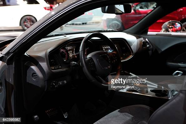 2017 chicago auto show media preview day 1 pictures getty images. Black Bedroom Furniture Sets. Home Design Ideas