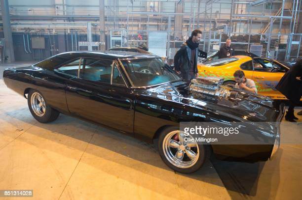 Dodge Charger R/T used on screen by Vin Diesel as the signature car of his character Dominic Toretto in the Fast and The Furious seen during the...