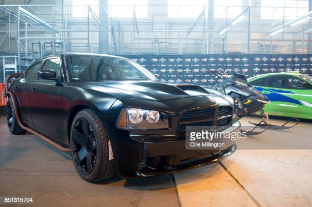 Dodge Charger SRT8 As seen in Fast 5 seen during the 'Fast Furious Live' media launch day event which featured the most screen used Fast and Furious...
