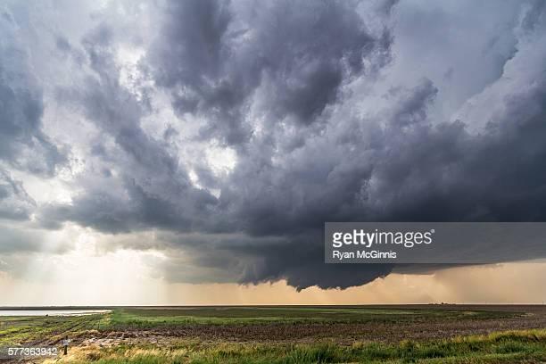 Dodge City Wall Cloud