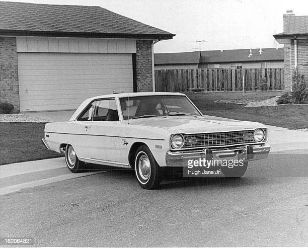 MAY 31 1974 JUN 2 1974 Dodge Dart Six With Automatic Transmission is Capable Vehicle