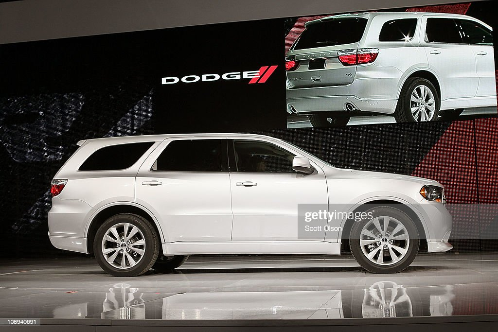 Dodge introduces the Durango R/T at the Chicago Auto Show on February 9, 2011 in Chicago, Illinois. The show opened for media previews today. It is open to the general public February 11.