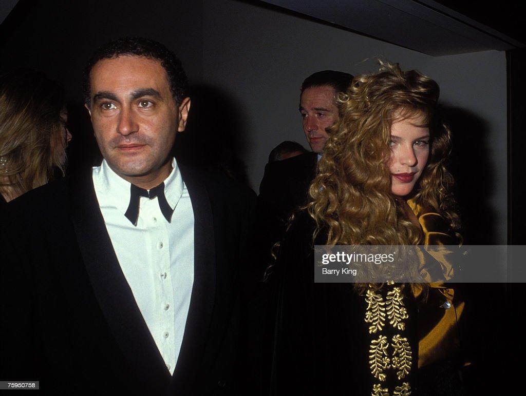 Dodi Fayed & Tracy Linn