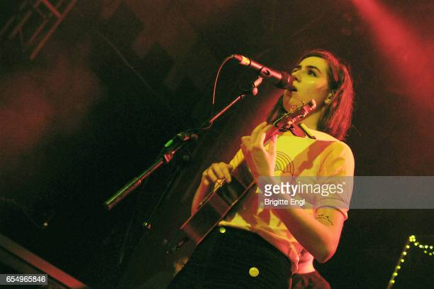 Dodie Performs At Islington Academy on March 18 2017 in London United Kingdom